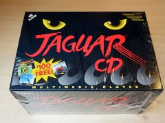 Atari Jaguar CD Expansion - Boxed