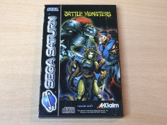 Battle Monsters by Acclaim