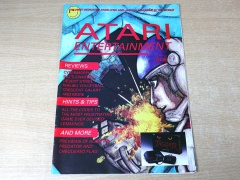 Atari Entertainment Magazine - Issue 1