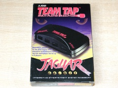 Atari Jaguar Team Tap *MINT