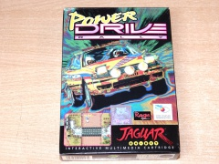 Power Drive Rally by Time Warner *Nr MINT