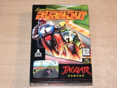 Super Burnout by Atari *MINT