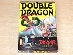 Double Dragon : The Shadow Falls by Tradewest *MINT
