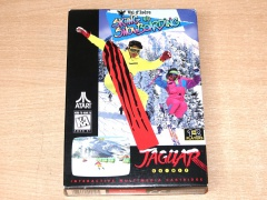 Val D'Isere Skiing And Snowboarding by Atari *MINT