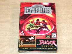 Fight For Life by Atari *MINT