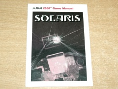 Solaris by Atari