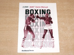 Realsports Boxing by Atari
