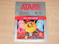 Ms Pac-man Manual