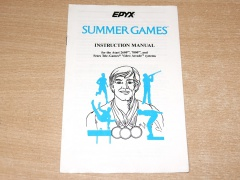 Summer Games Manual