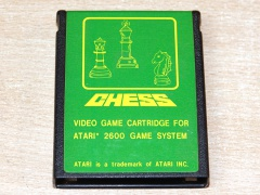 Chess by Atari - Green label