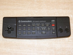 CDTV Remote Controller - Fault