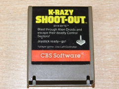 K-Razy Shoot Out by CBS Software