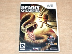 Deadly Creatures by THQ