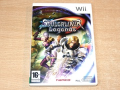 Soul Calibur Legends by Namco
