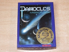 Damocles : Mission Disc 2 by Novagen