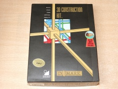 3D Construction Kit by Domark