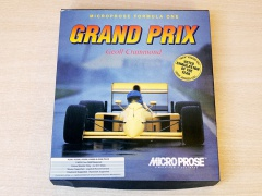 Grand Prix by Microprose *MINT