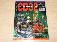 Amiga CD32 Gamer - Issue 3