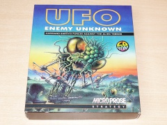 UFO Enemy Unknown by Microprose *MINT