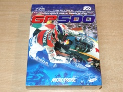 GP 500 by Microprose *MINT