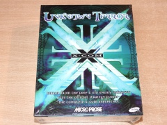 X-Com : Unknown Terror by Microprose *MINT