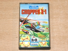 Chopper X-1 by R&R Software