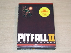 Pitfall II by Activision