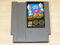 Clu Clu Land by Nintendo