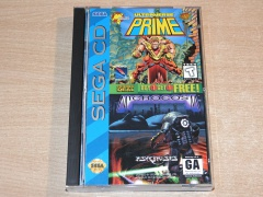 Ultraverse Prime & Microcosm by Sony / Psygnosis