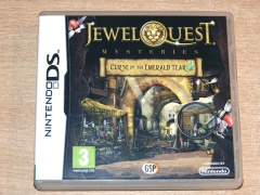 Jewel Quest Mysteries : Curse Of The Emerald Tear by GSP