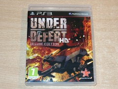 Under Defeat HD : Deluxe Edition by Rising Star Games