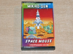Space Mouse by Mikro-Gen