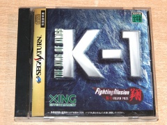 K-1 The King Of Kings by Xing Entertainment