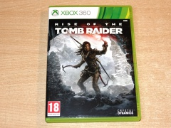Rise Of The Tomb Raider by Crystal Dynamics