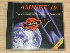 Aminet 10 : February 96 by Schatztruhe