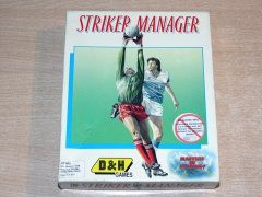 Striker Manager by D&H Games