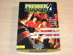 Premier Manager 2 by Gremlin