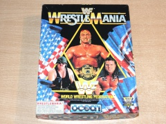 WWF Wrestlemania by Ocean