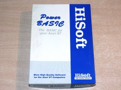 Power BASIC by Hisoft