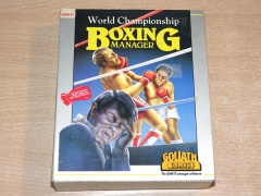 World Championship Boxing Manager by Goliath Games