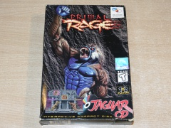Primal Rage by Time Warner Interactive