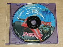 Jaguar Formula F1 Racer (Rev #1) : Demo by
