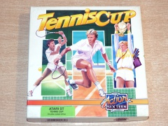 Tennis Cup by Action Sixteen