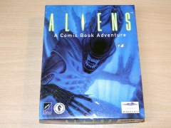 Aliens : A Comic Book Adventure by Cryo / Mindscape
