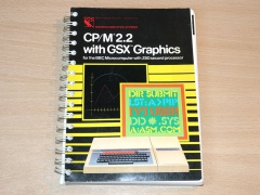 CP/M 2.20 With GSX Graphics Manual