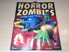 Horror Zombies From The Crypt Poster