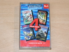 4 Game Pack No. 3 by Atlantis