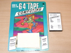 64 Tape Computing - Issue 15