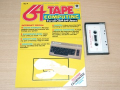 64 Tape Computing - Issue 4