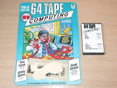 64 Tape Computing - Issue 10